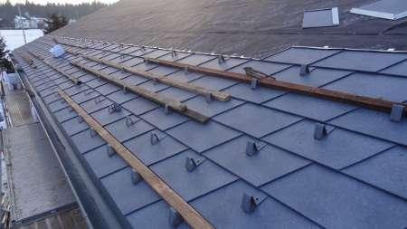 Prekrivanje strehe s Prefa strešno skodlo