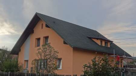 Gerard pokrita streha
