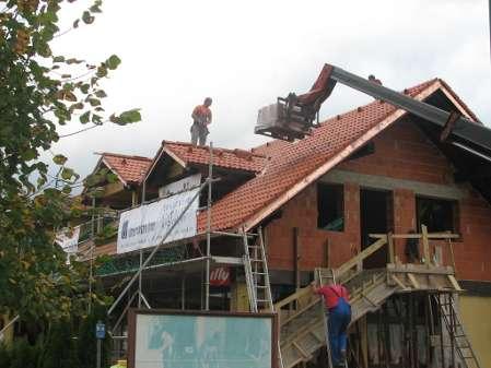 Z Bramac klasik na novo pokrita streha
